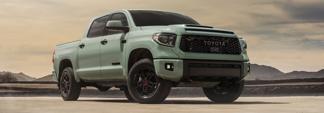 Take a look at the dominant performance of the 2021 Tundra!
