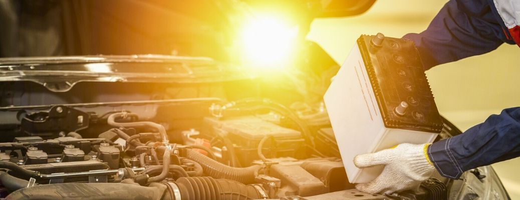 Learn how to check the battery in your car