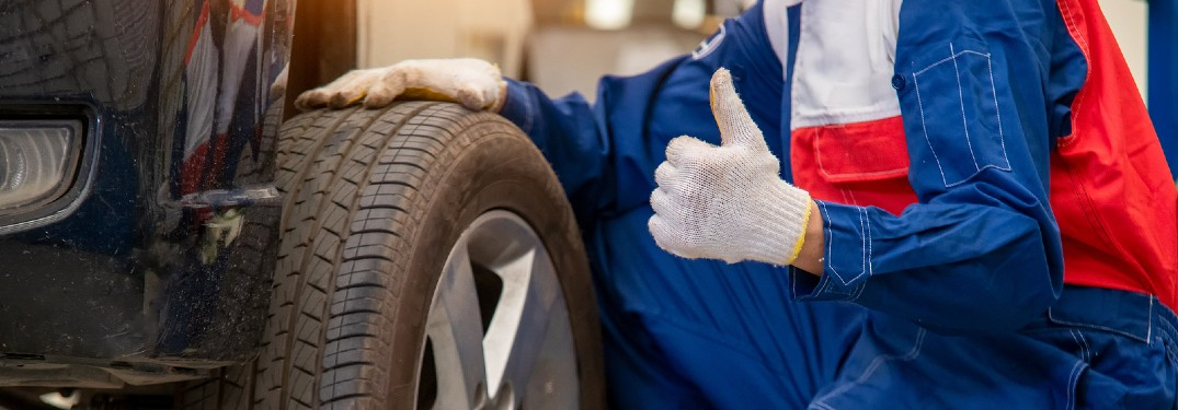 Learn about Tire Replacement at Hesser Toyota