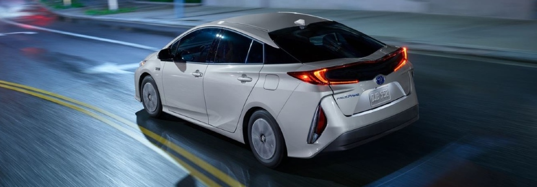 See Just How Efficient The Prius Prime Is