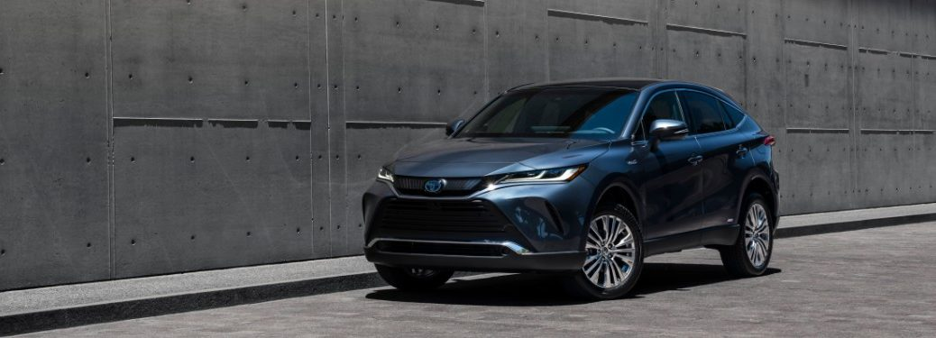 2021 Toyota Venza from exterior front