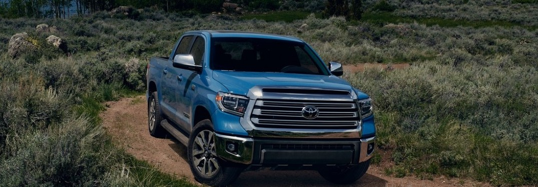 Check out the features and specs of the 2021 Toyota Tundra!