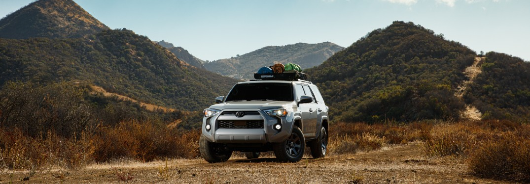 Learn about the performance features & capabilities of the 2021 4Runner!