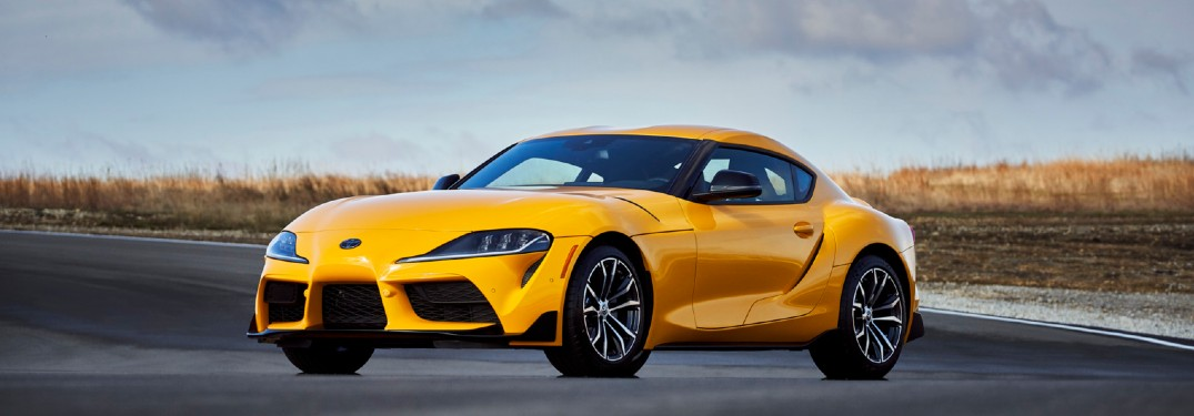 Performance Features & Capabilities of the 2021 Toyota GR Supra