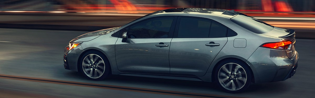 Learn how the 2021 Corolla and 2021 Forte match up!