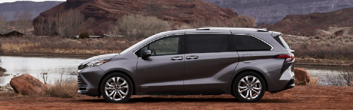Learn how the 2021 Toyota Sienna compares to the 2021 Chrysler Pacifica!