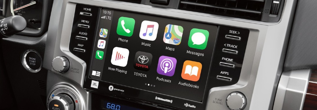How to Use Apple CarPlay® and Android Auto™ in a 2021 Toyota Vehicle