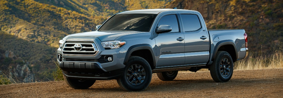 Check out the highlights of the 2021 Toyota Tacoma!