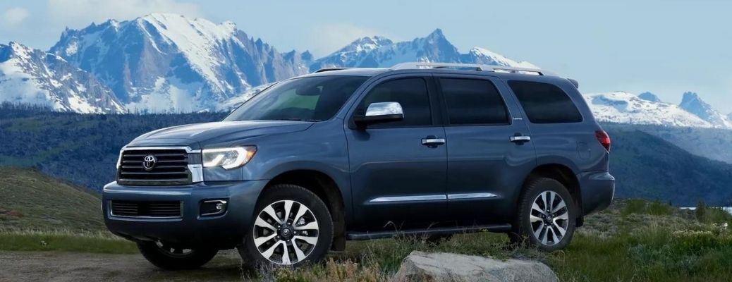 What to expect from the 2022 Toyota Sequoia in Janesville, WI?