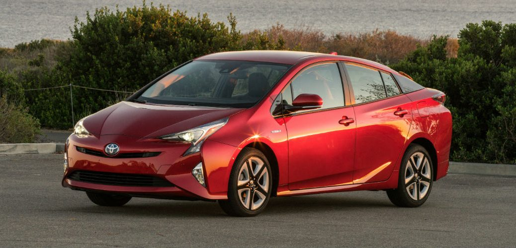 What is different about the 2016 Toyota Prius