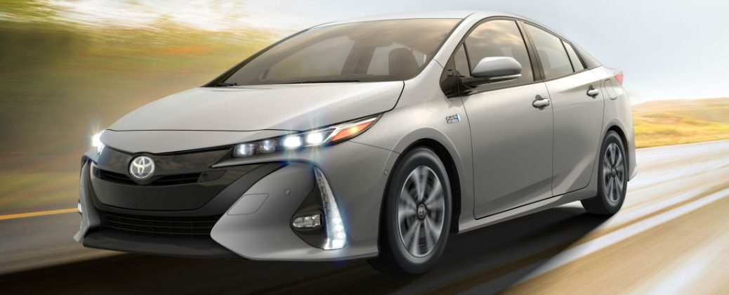 Official 2017 Toyota Prius Prime Release Date and Design at Downeast Toyota-Silver 2017 Toyota Prius Prime Front Exterior