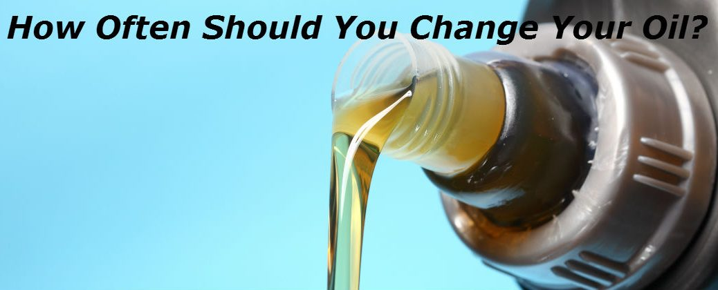 Synthetic Oil Change Intervals for Toyota Models at Downeast Toyota-Bangor ME-Oil Pouring