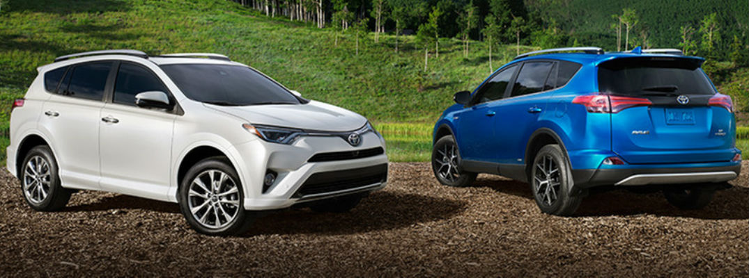 What Are 2017 Toyota Rav4 Trim Levels And Prices