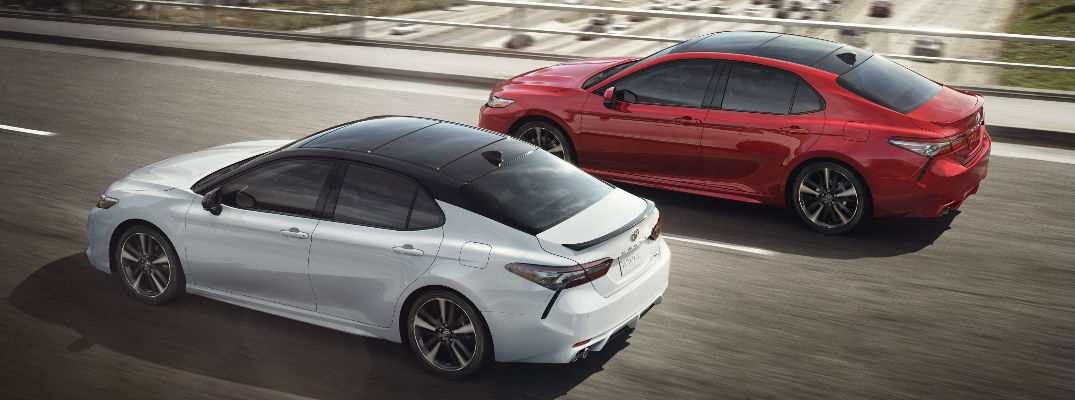 Redesigned 2018 Toyota Camry Debuts At 2017 Detroit Auto Show Downeast Toyota