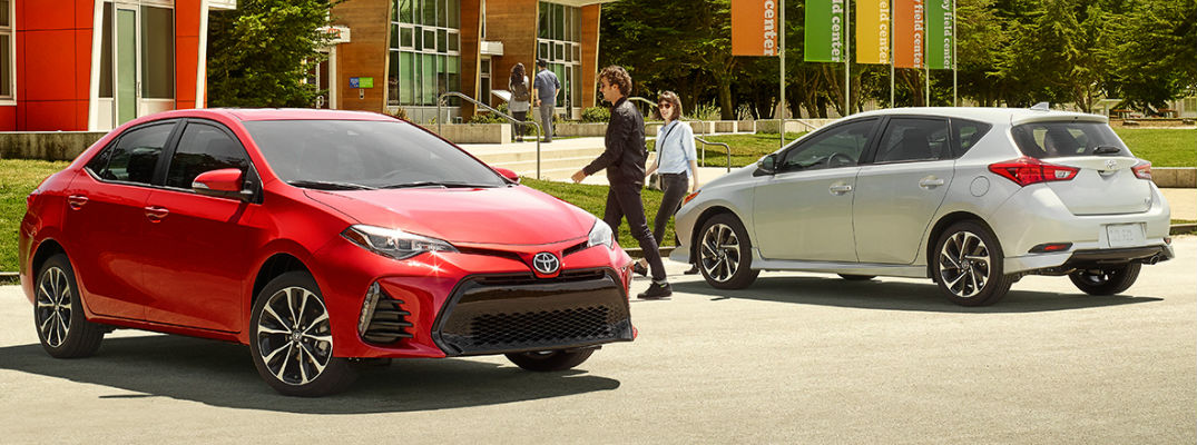Redesigned Toyota Corolla Available In 7 Fully Loaded Trim Levels Downeast Toyota