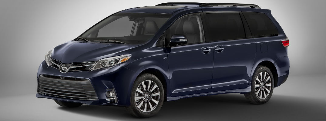 2018 Toyota Sienna Release Date >> 2018 Toyota Sienna Release Date And Design Specs