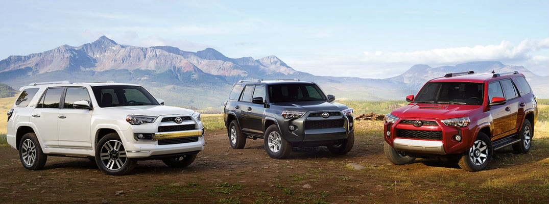What Are The Differences Between The 4runner Sr5 And 4runner Sr5 Premium Downeast Toyota