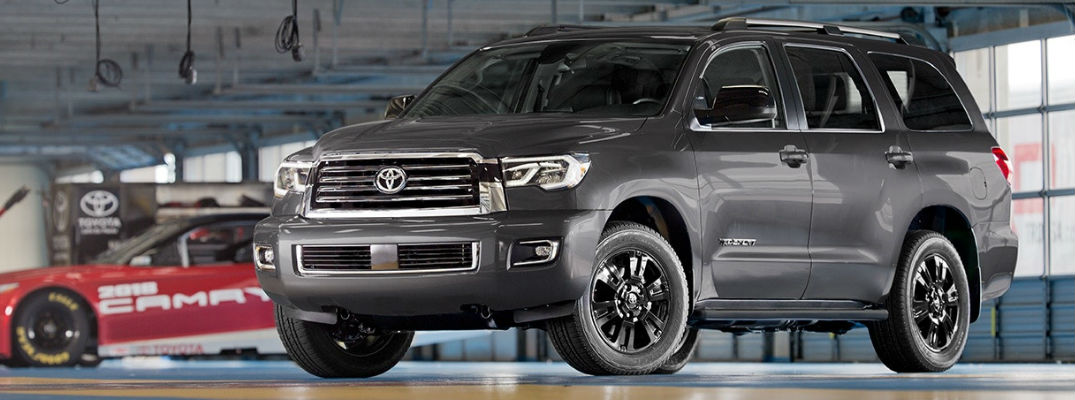 Changes To The 2018 Toyota Sequoia