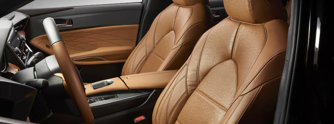 What Are The Differences Between Leather And Nappa Leather Interior