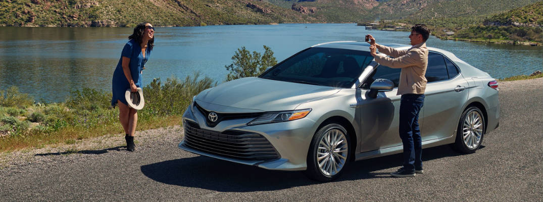 What To Do When Your Toyota Camry Won't Start with Toyota Smart Key?