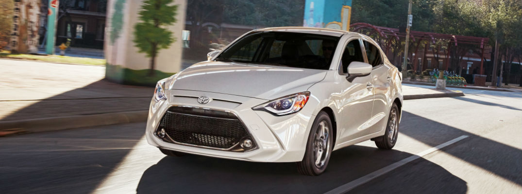 Find an All-New Toyota Yaris Sedan Trim Level That Will Fit Your Lifestyle and Budget!