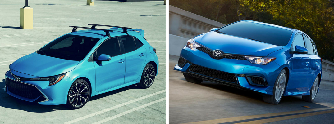 Differences Between the Toyota Corolla Hatchback and Toyota