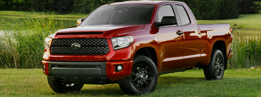 Toyota Tundra Adds Blacked-Out SX Package to Model Lineup