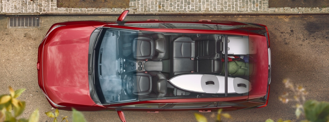 How Much Cargo And Passenger Space Is In The 2019 Toyota Rav4