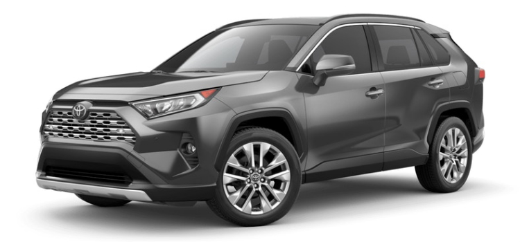 Available 2019 Toyota Rav4 Interior And