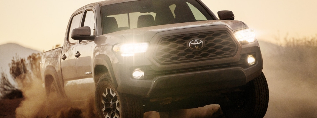 What's New for the 2020 Toyota Tacoma Design and Features?