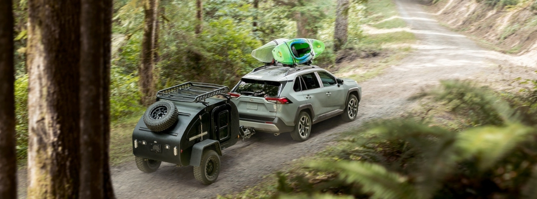What Are The 2019 Toyota Rav4 Towing And Payload Specs