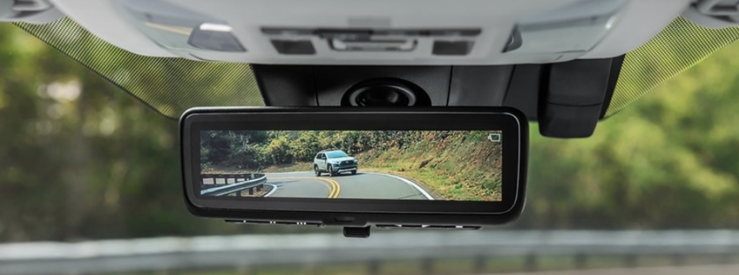 Step-By-Step Guide To the Toyota Digital Rearview Mirror Features and Operation