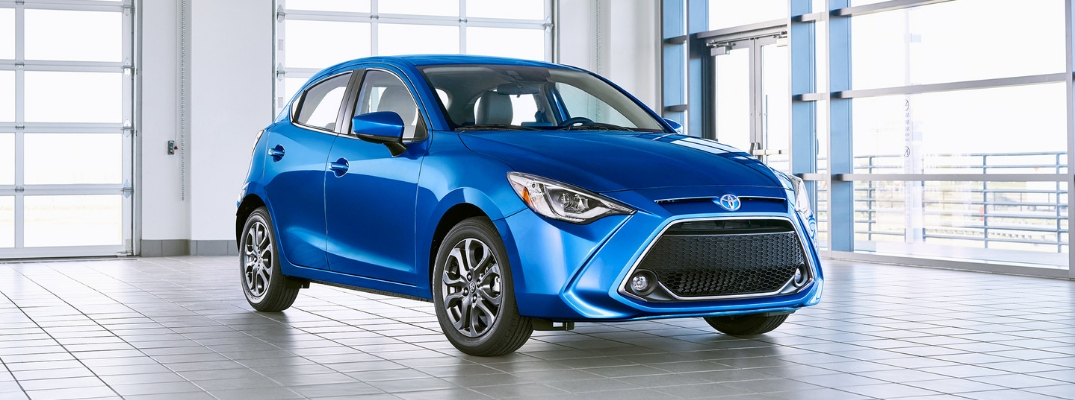 Redesigned 2020 Toyota Yaris Hatchback Features More Cargo Space and More Technology