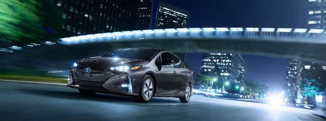 What S New For The 2020 Toyota Prius Prime Design And Features