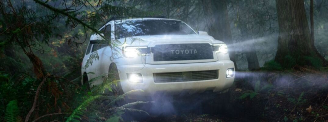 Next-Generation 2020 Toyota Sequoia SUV Adds a Trail-Rated TRD Pro Trim Level