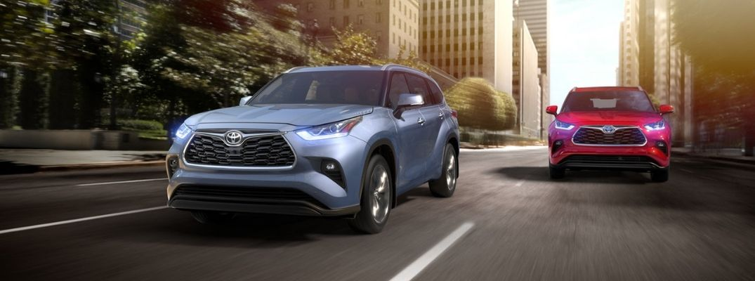 what are the 2020 toyota highlander trim levels and features the 2020 toyota highlander trim levels