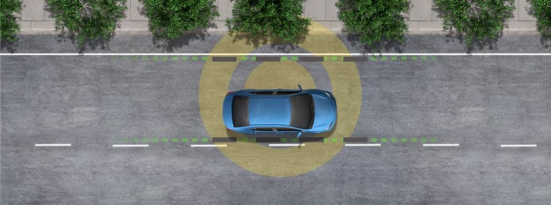 Step-By-Step Instructions for the Toyota Lane Departure Alert Feature