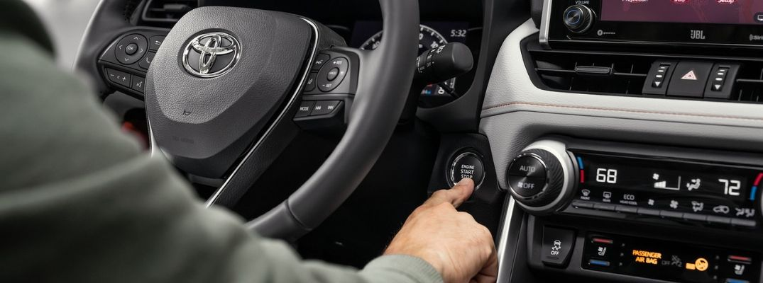 Why Won't My Toyota Camry Start with Push-Button Start?
