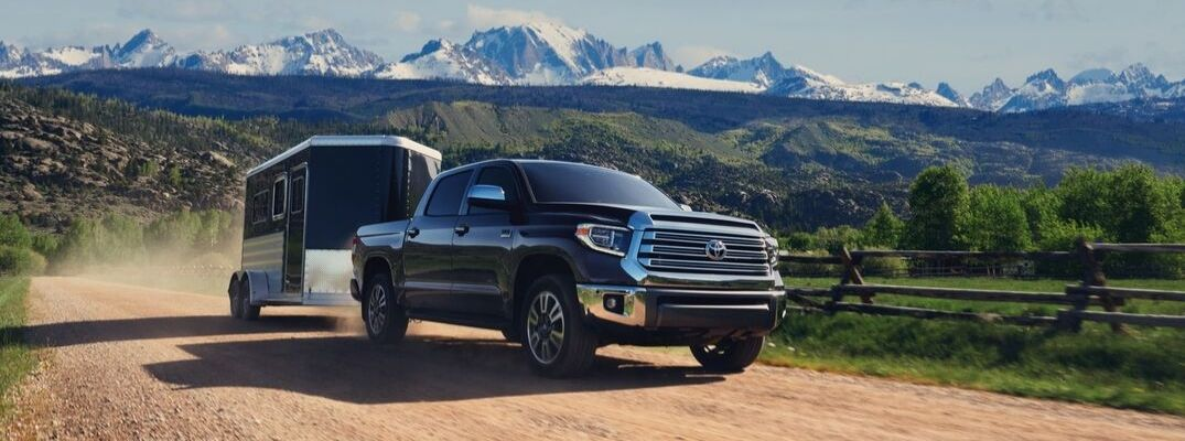 Differences Between the 2020 Toyota Tundra and 2019 Toyota Tundra