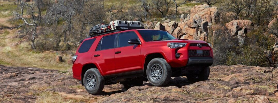 Toyota 4Runner Model Lineup Adds an All-New Venture Edition