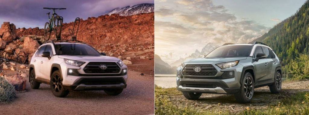 Toyota Highlander Vs Toyota 4Runner >> 2020 Toyota RAV4 vs 2019 Toyota RAV4: What Are the ...