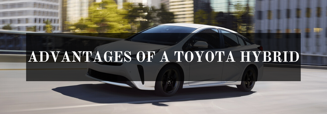 Why Should I Buy a Toyota Hybrid at Downeast Toyota?