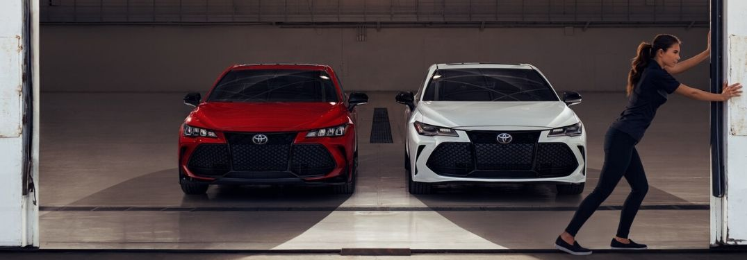 Toyota Engineers Add Performance-Tuned Avalon TRD to the 2020 Toyota Avalon Lineup