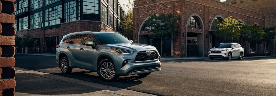How Many Colors Does the 2020 Toyota Highlander Come In?