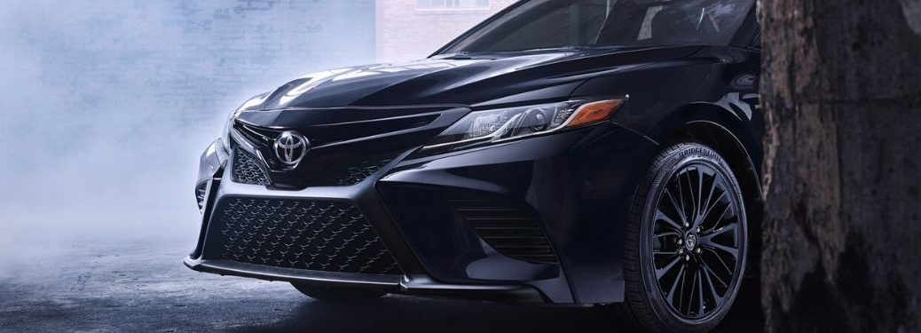 Black 2020 Toyota Camry TRD Front Grille