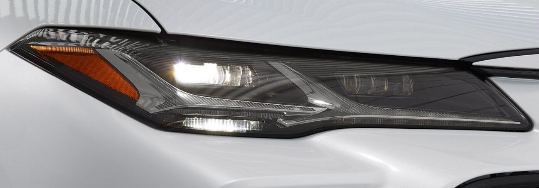 Toyota Models Upgrade Safety with Adaptive Cornering LED Headlights