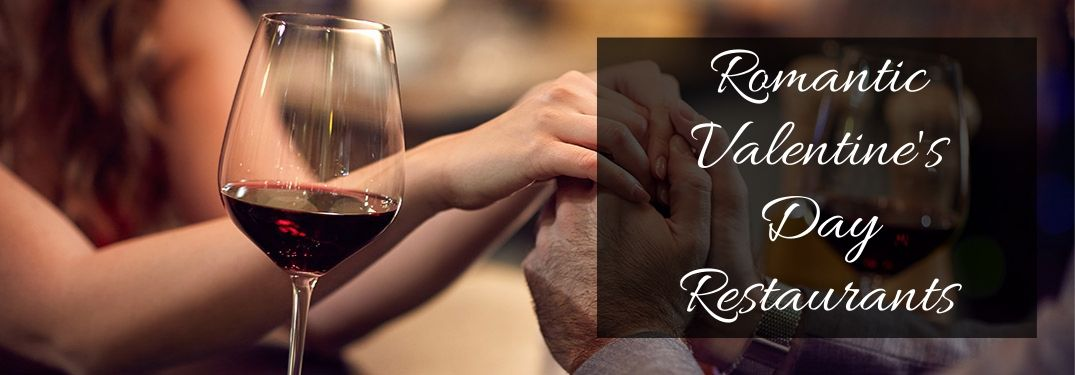 Make Reservations at Romantic Bangor-Area Restaurants for Valentine's Day 2020