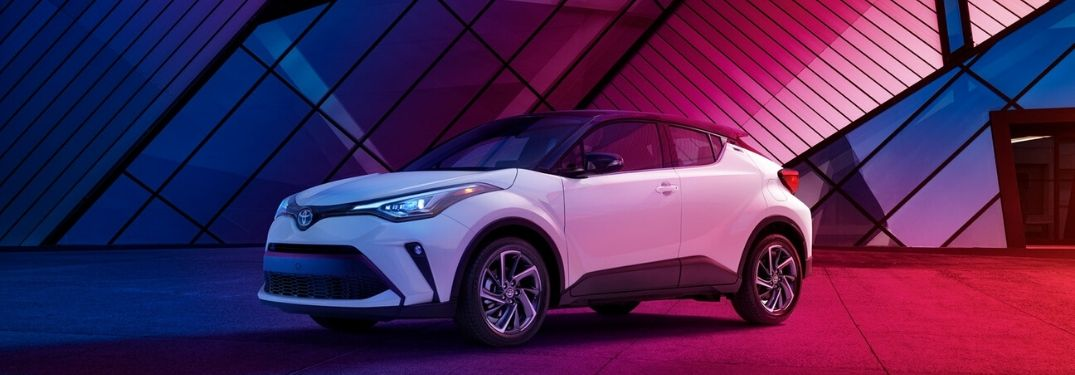 How Many Colors is the 2020 Toyota C-HR Available In?