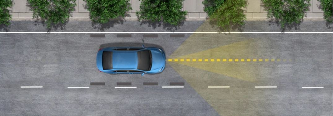 Toyota Safety Sense™ 2.0 Adds Lane Tracing Assist System to Select Toyota Models