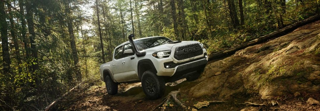 How-To Guide to Your Toyota Tacoma 4WD System